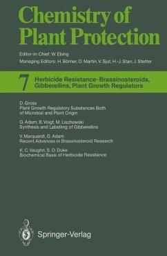 Herbicide Resistance - Brassinosteroids, Gibberellins, Plant Growth Regulators