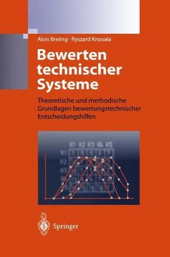 Bewerten technischer Systeme - Breiing, Alois; Knosala, Ryszard
