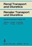 Renal Transport and Diuretics / Renaler Transport und Diuretica