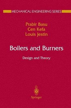 Boilers and Burners - Basu, Prabir; Kefa, Cen; Jestin, Louis