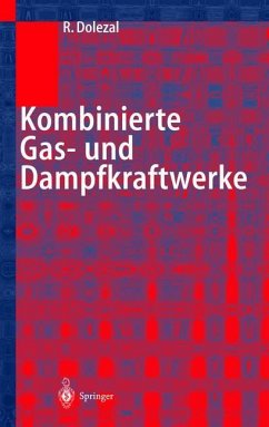 Kombinierte Gas- und Dampfkraftwerke - Dolezal, Richard