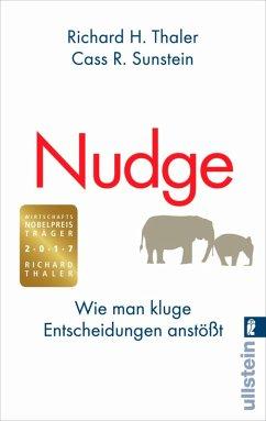 Nudge (eBook, ePUB) - Thaler, Richard H.; Sunstein, Cass R.