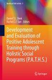 Development and Evaluation of Positive Adolescent Training through Holistic Social Programs (P.A.T.H.S.)