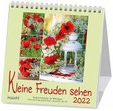Kleine Freuden sehen 2021. Postkarten-Kalender