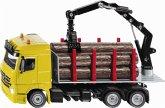 SIKU 2714 - Zetros: Holz-Transporter