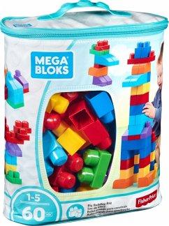 Mega Bloks Bausteinebeutel Medium Grundfarben