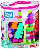 Mega Bloks Bausteinebeutel Medium, pink