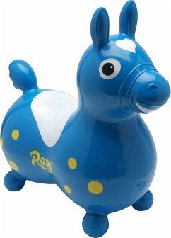 Hüpfpferd Rody blau