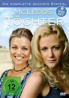 McLeods Töchter - Staffel 6 DVD-Box