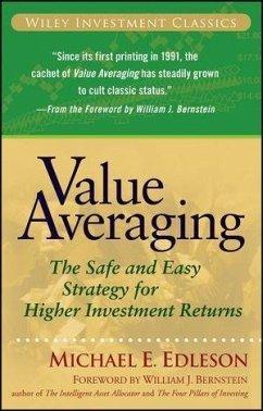 Value Averaging (eBook, ePUB) - Edleson, Michael E.