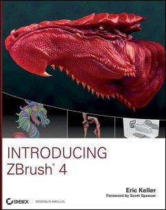 Introducing ZBrush 4 (eBook, ePUB) - Keller, Eric