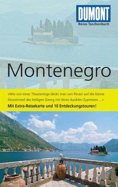 DuMont Reise-Taschenbuch Reiseführer Montenegro...