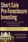 Short-Sale Pre-Foreclosure Investing (eBook, ePUB)