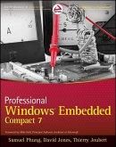 Professional Windows Embedded Compact 7 (eBook, ePUB)