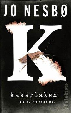 Kakerlaken / Harry Hole Bd.2 (eBook, ePUB) - Nesboe, Jo