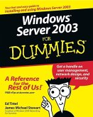 Windows Server 2003 For Dummies (eBook, ePUB)