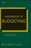 Handbook of Budgeting (eBook, ePUB)