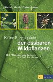 Kleine Enzyklopädie der essbaren Wildpflanzen (eBook, ePUB)