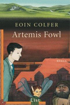 Artemis Fowl Bd.1 (eBook, ePUB) - Colfer, Eoin
