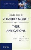 Handbook of Volatility Models and Their Applications (eBook, ePUB)