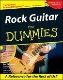 Rock Guitar For Dummies (eBook, ePUB)