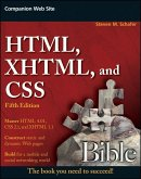 HTML, XHTML, and CSS Bible (eBook, ePUB)