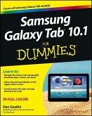 Samsung Galaxy Tab 10.1 For Dummies (eBook, PDF)