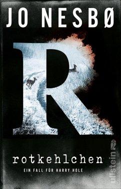 Rotkehlchen / Harry Hole Bd.3 (eBook, ePUB) - Nesbø, Jo