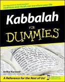 Kabbalah For Dummies (eBook, ePUB)