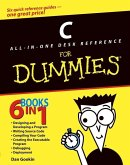 C All-in-One Desk Reference For Dummies (eBook, ePUB)