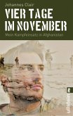Vier Tage im November (eBook, ePUB)