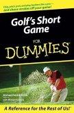 Golf's Short Game For Dummies (eBook, ePUB)