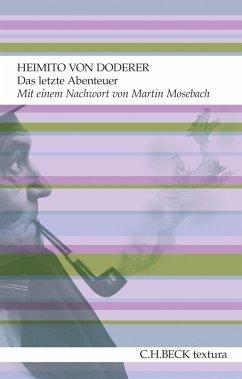 Das letzte Abenteuer (eBook, ePUB) - Doderer, Heimito von
