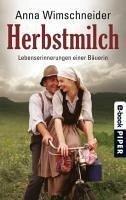 Herbstmilch (eBook, ePUB) - Wimschneider, Anna