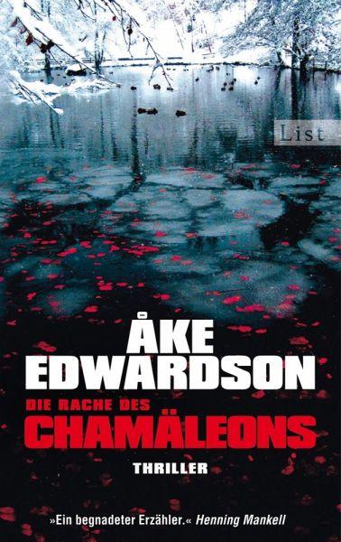 Die Rache des Chamäleons (eBook, ePUB) - Edwardson, Åke