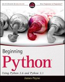 Beginning Python (eBook, ePUB)
