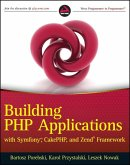 Building PHP Applications with Symfony, CakePHP, and Zend Framework (eBook, PDF)