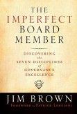 The Imperfect Board Member (eBook, ePUB)