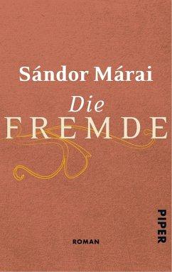 Die Fremde (eBook, ePUB) - Márai, Sándor