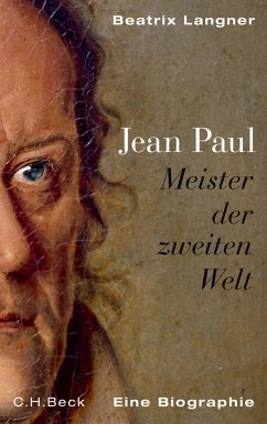 Jean Paul (eBook, ePUB) - Langner, Beatrix