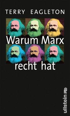 Warum Marx recht hat (eBook, ePUB) - Eagleton, Terry