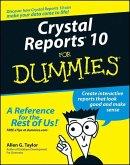 Crystal Reports 10 For Dummies (eBook, ePUB)