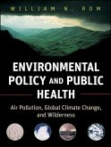 Environmental Policy and Public Health (eBook, PDF)