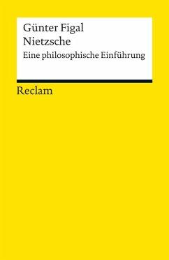 Nietzsche (eBook, PDF) - Figal, Günter