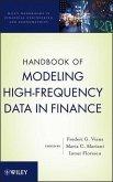 Handbook of Modeling High-Frequency Data in Finance (eBook, PDF)
