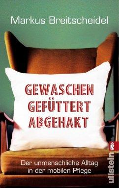 Gewaschen, gefüttert, abgehakt (eBook, ePUB) - Breitscheidel, Markus
