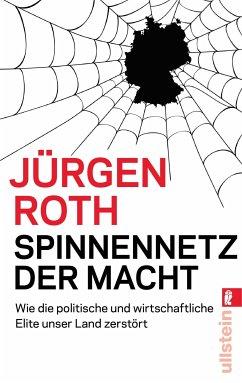 Spinnennetz der Macht (eBook, ePUB) - Roth, Jürgen