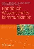Handbuch Wissenschaftskommunikation (eBook, PDF)