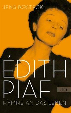 Édith Piaf (eBook, ePUB) - Rosteck, Jens