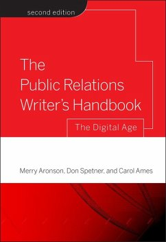 The Public Relations Writers Handbook